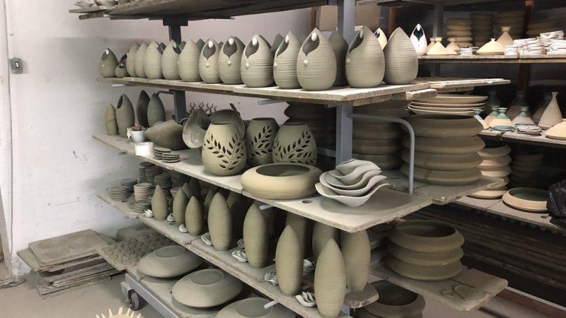 Ceramiche crude