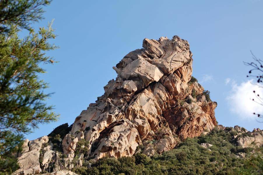 Torri granitiche di San Pantaleo